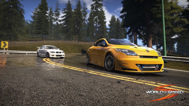 World of Speed �� E3 2014 � ����� ���������